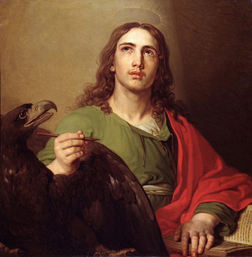 Giovanni, il veggente con gli occhi dell'aquila
