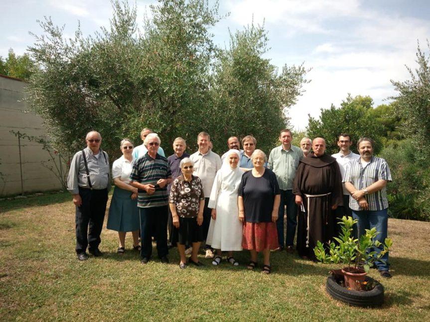 Esercizi di Congregazione, agosto 2018