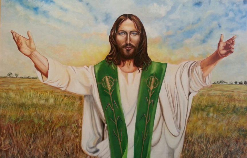 Gesù Sacerdote – Casa Maris Stella – Loreto