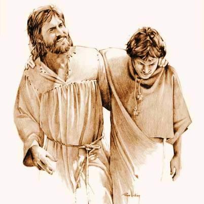 Seguire Cristo – Rapporto personale