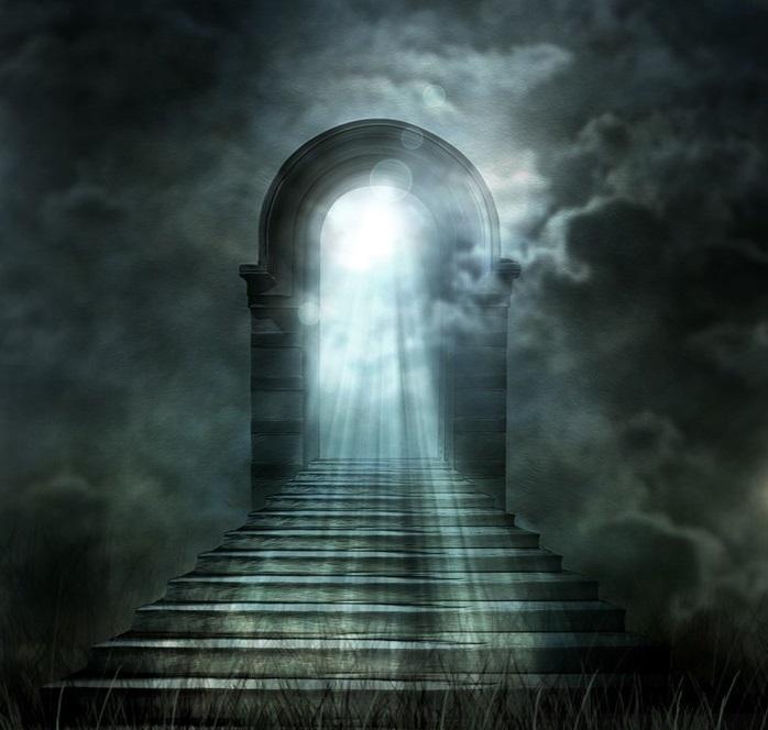 La porta del cielo