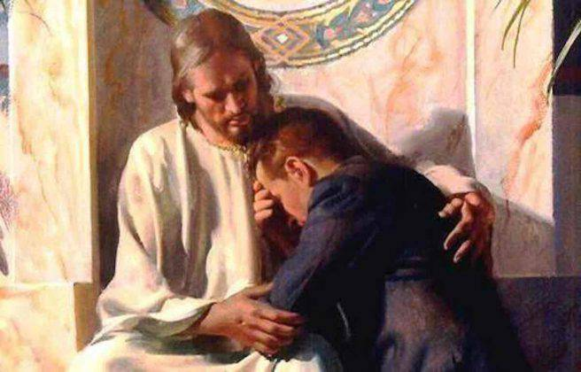 Il perdono dei peccati in assenza di assoluzione sacramentale