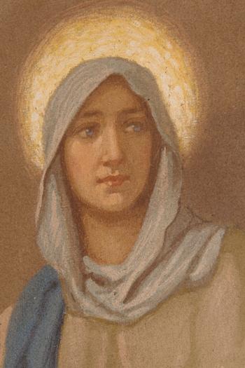 Maria Madre del Sacerdote