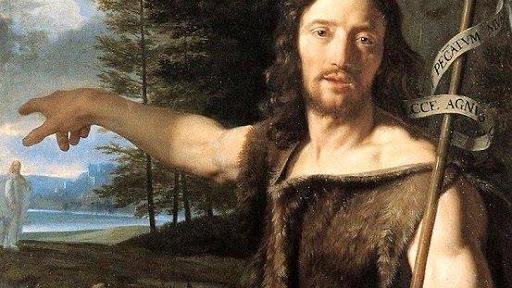 Il Precursore di Gesù