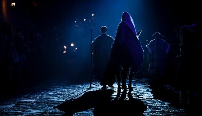 Nella notte, Dio viene