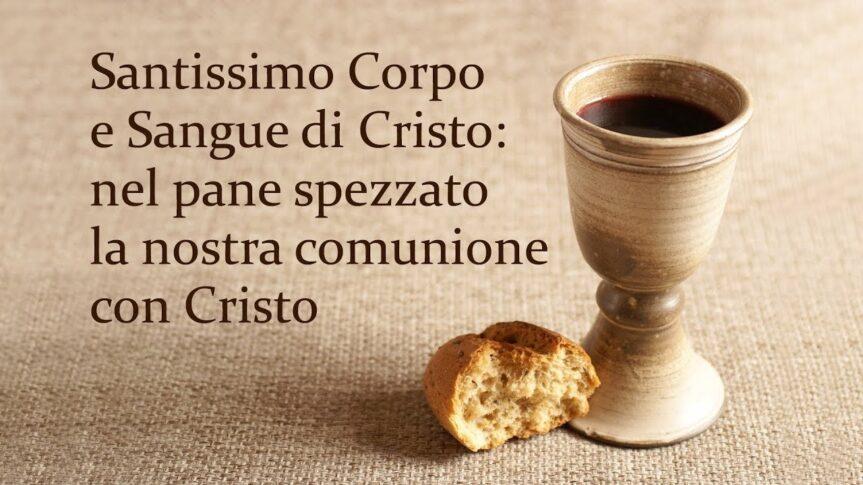Il nascondimento di Dio nell'eucaristia